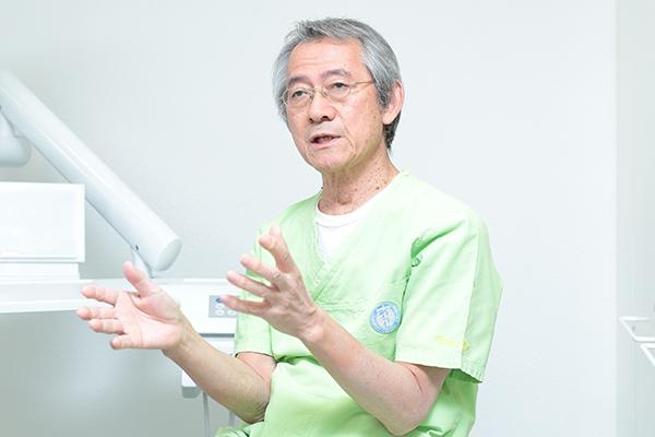 健康な口腔を保つための選択肢長期的視点に立つインプラント治療