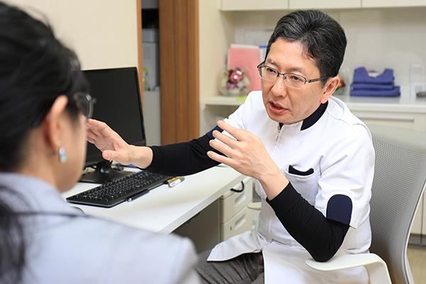 日帰りで行う痔の手術注射で治療するALTA療法