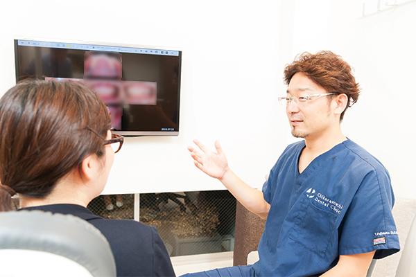 美しさはもちろん機能性も重視美しい口元をつくる審美歯科治療