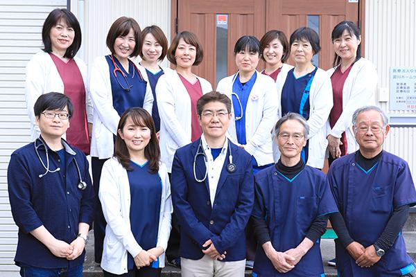 チーム医療で患者や家族を支える在宅医療に携わるスタッフの仕事