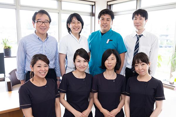 人間ドックや脳ドック、がん検診などに対応充実の健康診断部門