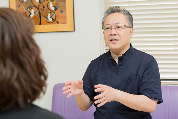 精密な歯周病菌検査に基づくオーダーメイドの予防歯科プログラム