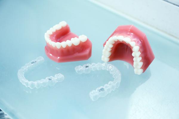 矯正 歯 ピース 列 マウス