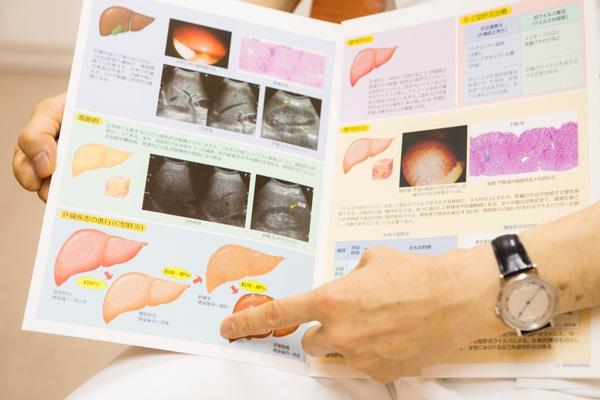 専門医による適切な診断が肝心肝臓病の予防と治療