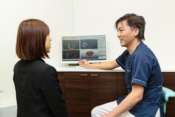 安全な手術のためには何が必要?インプラント手術の鍵はCT検査