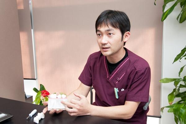 整備された治療環境と、経験で培った診断力安心、安全なインプラント治療