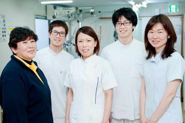 充実の設備とチーム医療でおこなうかかりつけ医院でのリハビリ