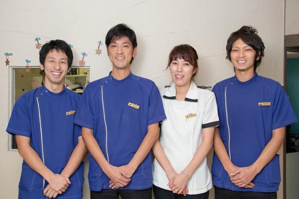 1人の患者を医院全体で診る患者が安心できる「チーム医療」
