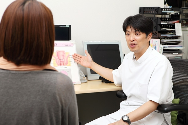 切る前にまずは生活改善から内科的アプローチによる痔の治療